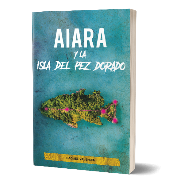 Portada Libro Aiara y la Isla del pez dorado